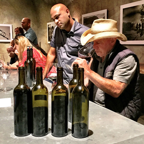 Napa Valley and Sonoma Blending Seminar