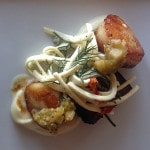 Napa Valley Wine Tours Sea Scallops