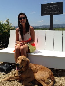 William Hill Dog Friendly Wineries Wrigley Simply Driven